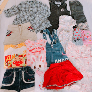 子供服80~90まとめ売り