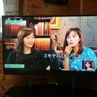 43VHD液晶テレビ