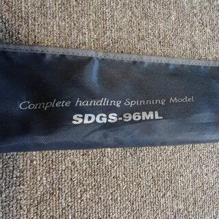 パームス サイドストロークSDGS-96ML中古