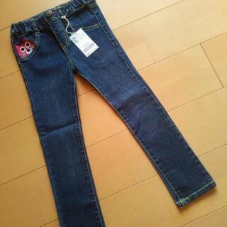 新品でかポケットパンツ120ネイビー☆ビッツ/Bit'z