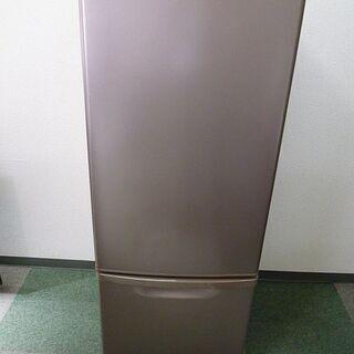 Panasonic パナソニック 168L 2ドア冷蔵庫 NR-...