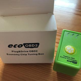 【再入荷開始】eco OBD2 バージョンアップ