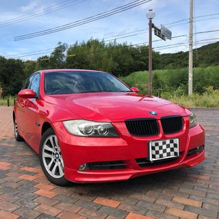 ☆☆ BMW 320i お洒落!希少レッド 検R3.10☆☆