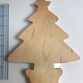トールペイント 素材 クリスマスツリー