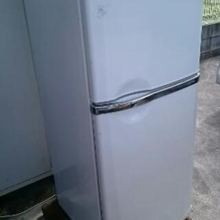 冷蔵庫 三菱 2ドア 2004年製