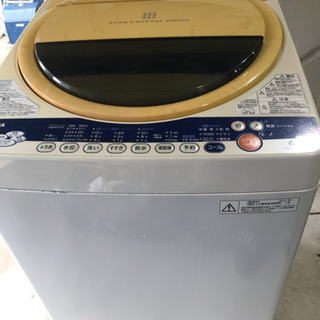 TOSHIBA 6kg 全自動洗濯機 AW-60GK 2011年製