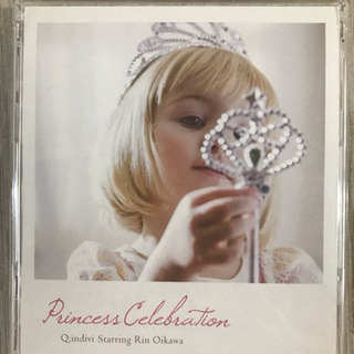 Princess celebration Q indiviの CD