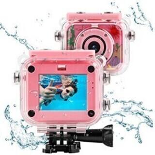【11月29日30日限定特価】子供用 デジタルカメラ
