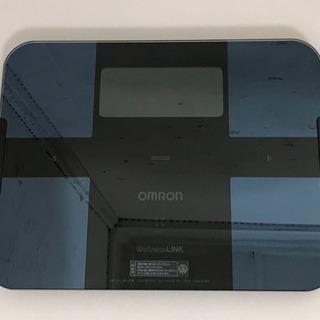 値下げしました❗️OMRON オムロン 体組成計 HBF-…