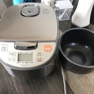 シャープ SHARP ジャー炊飯器 2014年製