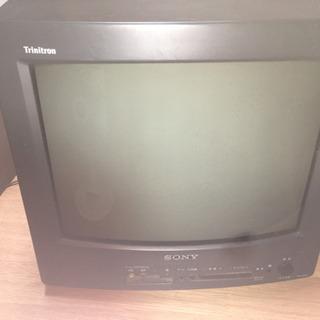 トリニトロンTV 14インチ 97年製