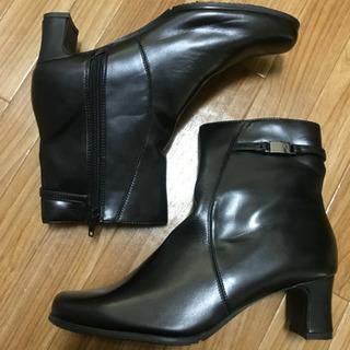 【新品】ショートブーツ  LL  24.5