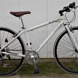 vitamin bike アルミフレームクロスバイク700X28...