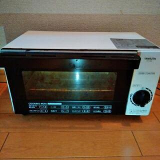 YAMAZEN NT-100L トースター