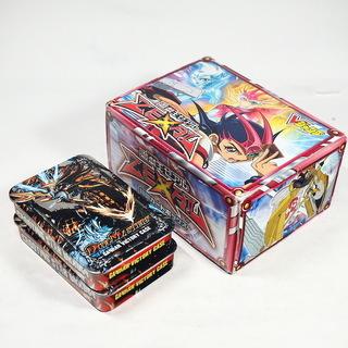 遊戯王デュエルモンスターズとマスターズのカードとケースなど