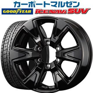 265/65R17 スタッドレスタイヤ・ホイール・ナット …