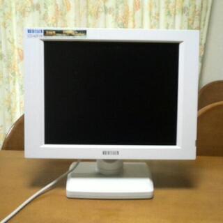 パソコンモニター アイオーデータ LCD−ADF15R