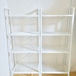 IKEA シェルフユニット、棚
