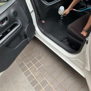 車内消臭の決定版です!(コーティング施工) - 名古屋市
