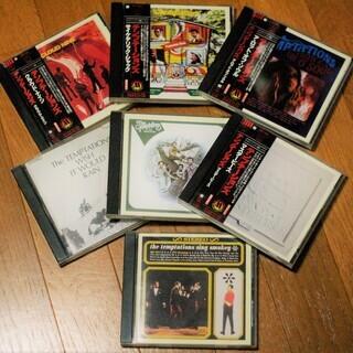 超希少! THE TEMPTAIONS テンプテイションズ、CD...