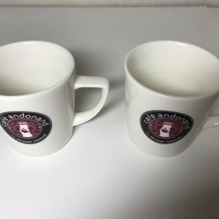 非売品 ミスタードーナツ café andonand マグカップ