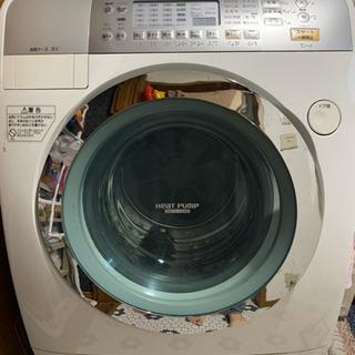 ドラム洗濯機9キロお取引中