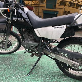 ジェベル200  スズキ オフロード モタード