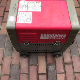バッテリー溶接機 shindaiwa SBW170D-UP