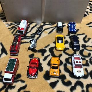 【取引先決定】トミカ等 車のおもちゃ 30台
