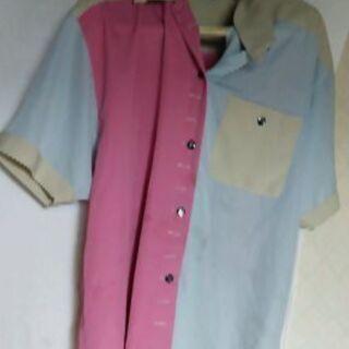 女性向け半袖シャツ(古着)