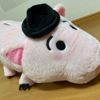 豚のぬいぐるみ