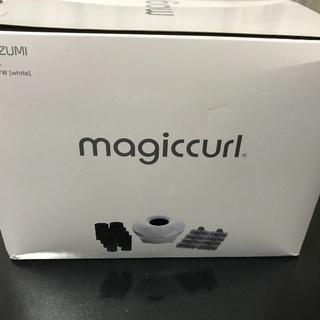 マジックカールKOIZUMI未使用品。