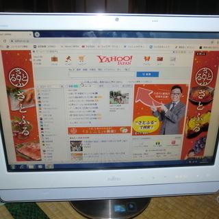値下げ:富士通一体型PC  FMV-D70D(本体のみ)
