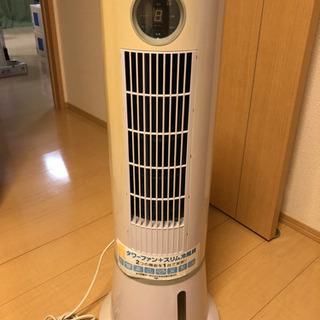 本日限定値下げ【2年使用】タワーファン冷風機
