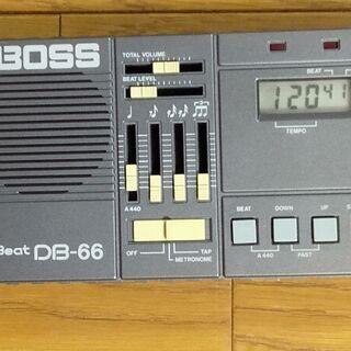 BOSS メトロノーム Dr.Beat DB-66