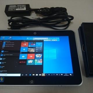 【他サイトで販売】 TOSHIBA Windowsタブレット W...