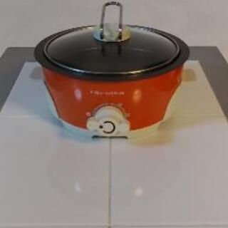 レコルト ポットデュオエスプリ(オレンジ)