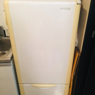 【緊急】冷蔵庫あげます!