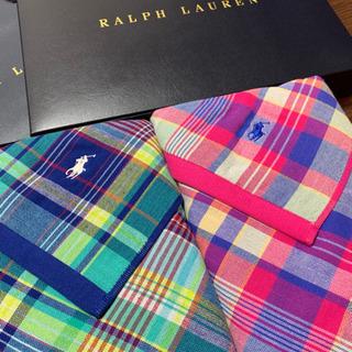 #ラルフローレン#Ralph Lauren#バスタオル#セット#贈り物