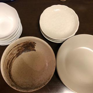 ニトリ皿 3種類  山崎パン皿