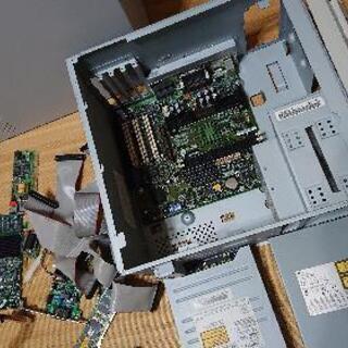 ジャンク品 SOTEC PC STATION M350V