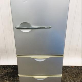 133番 SANYO✨ノンフロン冷凍冷蔵庫❄️SR-261J(S)‼️