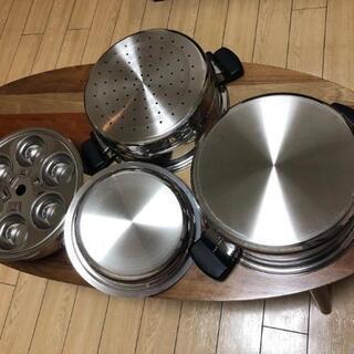 【アムウェイ】6L シチューパンセット(万能カップ6コ付き)未使用