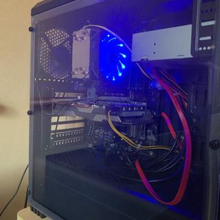 ゲーミングPC  ps4コントローラーとキーボードセット