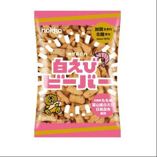 北陸製菓 白えびビーバー 78g×1袋