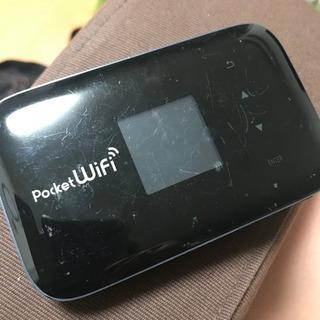 充電器(ソフトバンク ポケットWiFi 解約済み)