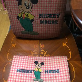 ミッキーの椅子組立式