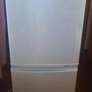 冷蔵庫 シャープ ノンフロン冷蔵庫 137L