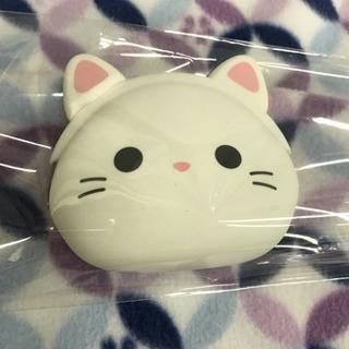 シリコン製 猫の小銭入れ