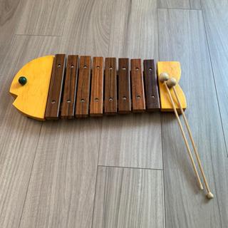 ボーネルンド 魚の木琴